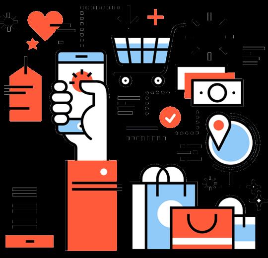 e-commerce website development services