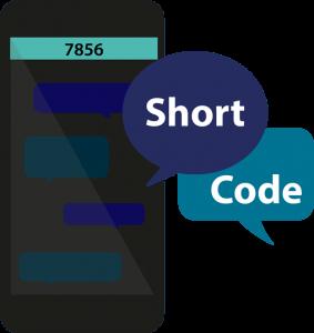 Short code SMS provider